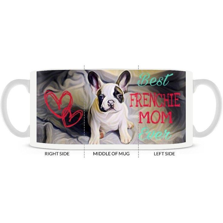 Mother's Day French Bulldog Mug