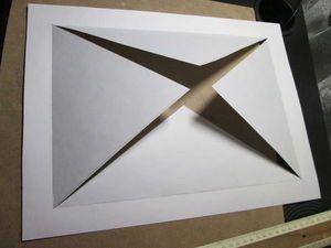 Как просто сделать паспарту для картины и панно | Ярмарка Мастеров - ручная работа, handmade
