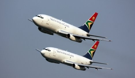 South  African Airways ! I used to work as a flight attendant on these aeroplanes!