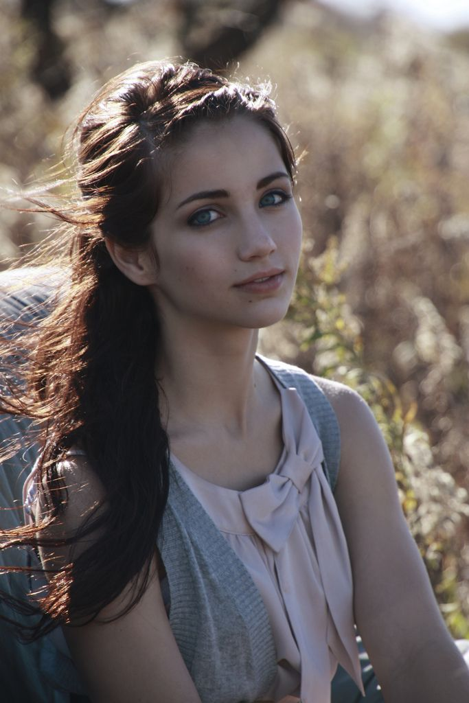 Emily Rudd, by Jared Thomas and Claire Erdal