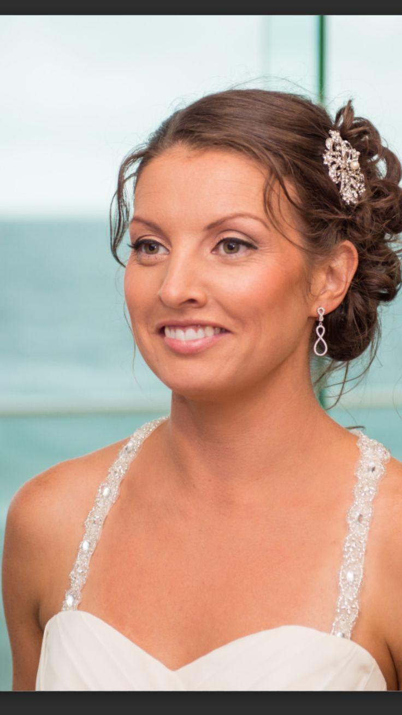 Blushing Bride www.makeupandhairbyhannah.com