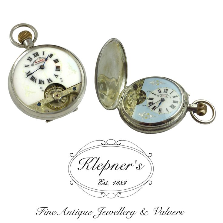 In the early 1900s, Switzerland created the 8 day watch. This pocket watch had a main spring which could be wound that kept the watch ticking for 8 days before needing rewinding. A feature of these watches was that the fly wheel is visible through the front dial. The first true automatic watch to be successfully marketed was with the transition of watch from the pocket to the wrist. The movement of an arm was far more constant than the movement of the waist - Ronnie Bauer