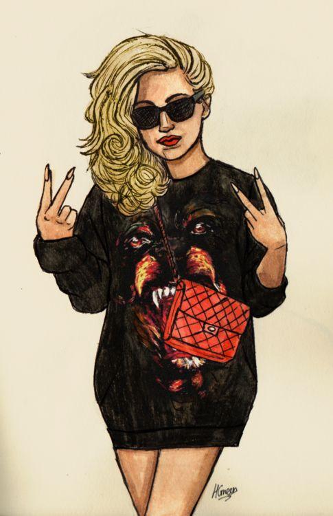 Givenchy Bulldog Sweater. In love