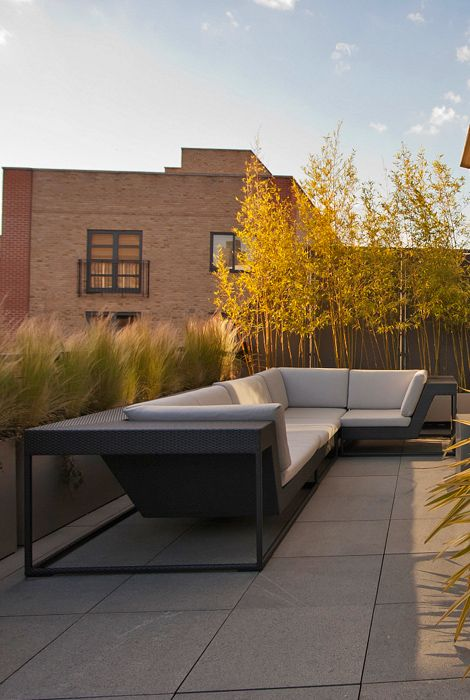 Contemporary Garden Furniture Sofa
