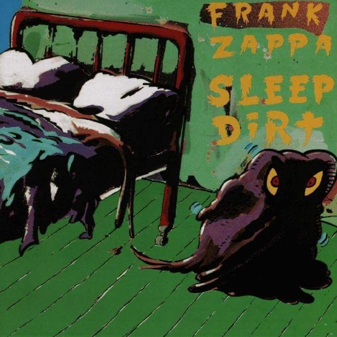 Released January 19th 1978 Quot Sleep Dirt Quot Is An Album By