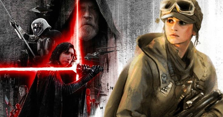 Last Jedi Rockets Past Rogue One at the Box Office -- After less than three weeks in theaters, Star Wars: The Last Jedi has already surpassed Rogue One at the global box office. -- http://movieweb.com/last-jedi-passes-rogue-one-worldwide-box-office/