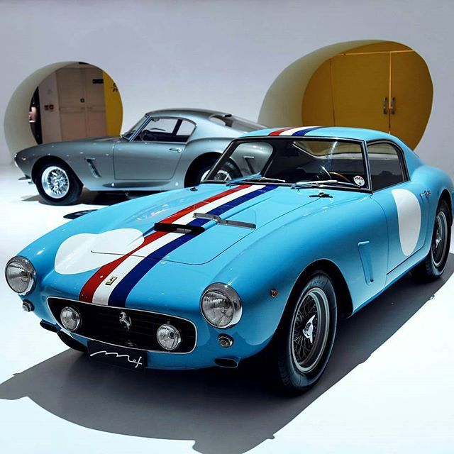 You'll need a car for the summer. Of course, you could go modern and perhaps pick up a La Ferrari. But why not go back in time and pick up something timeless, like this Ferrari 250 GT SWB...one of the best looking, best driving Ferrari models of all time. It's a double statement about time and class.