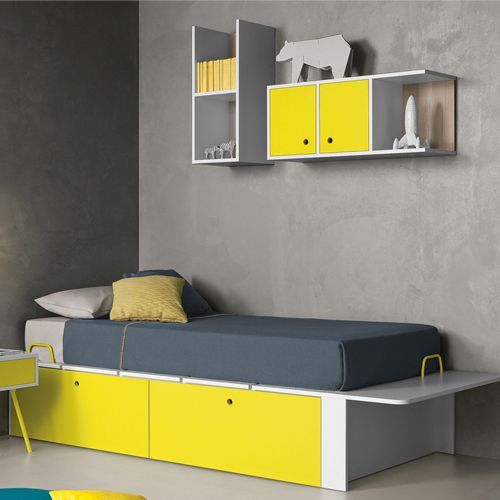 Teenagers Bedroom Furniture  If you are in search of #teenager's #bedroom #furniture for your #room, then please visit #Belvisi #Furniture #online #store. We can provide the best of #contemporary #Italian #bedroom furniture direct to you.
