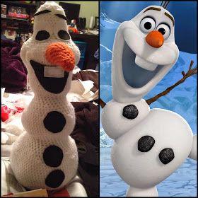 25+ Best Ideas about Crochet Olaf on Pinterest Frozen ...