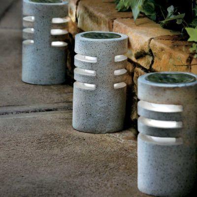 Faux Stone Planters