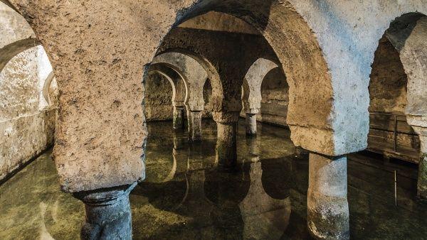 Фото Подземное водохранилище Софра