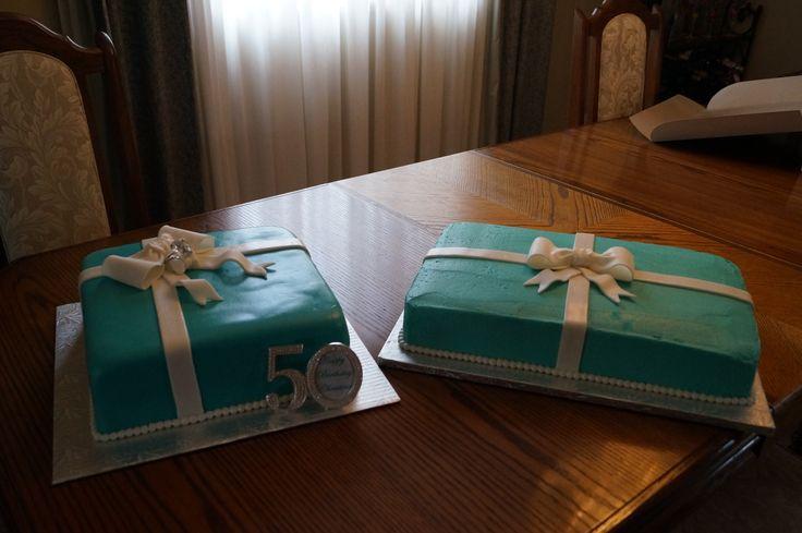 Fondant vs Buttercream Tiffany Cake