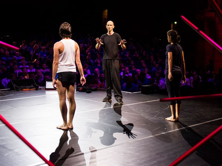 Wayne McGregor: A choreographer's creative process in real time  http://www.ted.com/talks/wayne_mcgregor_a_choreographer_s_creative_process_in_real_time.html
