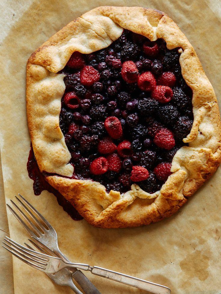 Make Williams Sonoma Mixed Berry Bundt Cake
