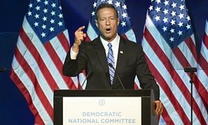 Martin O'Malley accuses DNC of 'rigging' primary process in Clinton's favour