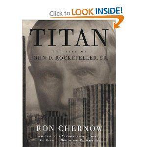 Bio on John D. Rockefeller Sr.