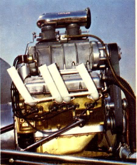 Model Car With Engine: Model Car Engine Detail - Page 10