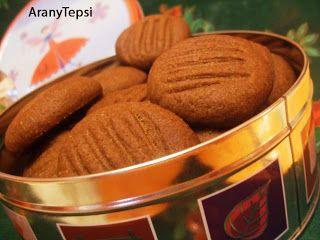 AranyTepsi: Kakaós keksz