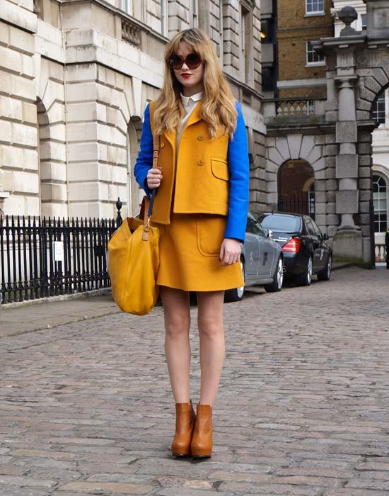 This is called mustard. Now I know why. The Thread — Fashion. Beauty. Inspiration.