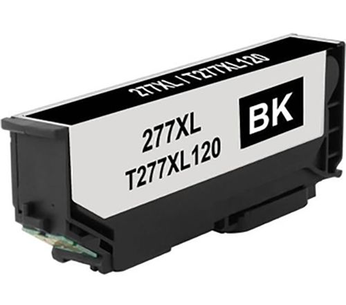 Buy T277XL (T277XL120) High Yield Black Ink Cartridge for Epson at Houseofinks.com. We offer to save 30-70% on ink and toner cartridges. 100% Satisfaction Guarantee.