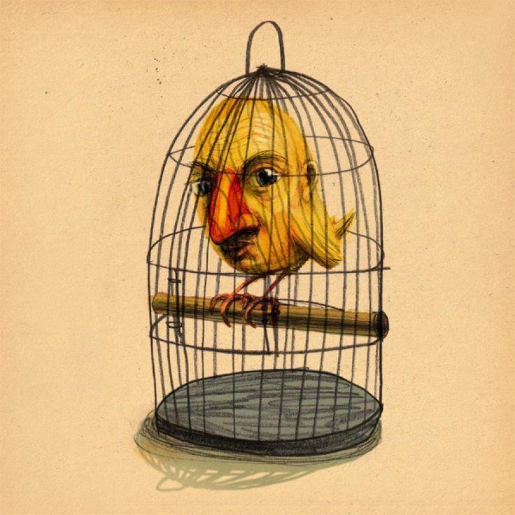 """Diego Mallo (Vigo 1974) es licenciado en Bellas Artes por la Universidad de Barcelona. Actualmente, vive y trabaja entre Londres y Barcelona. """"Trabaje con dibujo, escultura, serigrafía o animación, el modus operandi de Mallo siempre es el mismo: parte de lo cotidiano para cavar sin piedad en el alma humana, en los dudosos valores de nuestra sociedad y en las paradojas de la realidad contemporánea, dando vida a figuras borderline que él mismo define como """"personajes frágiles, algunos fin..."""