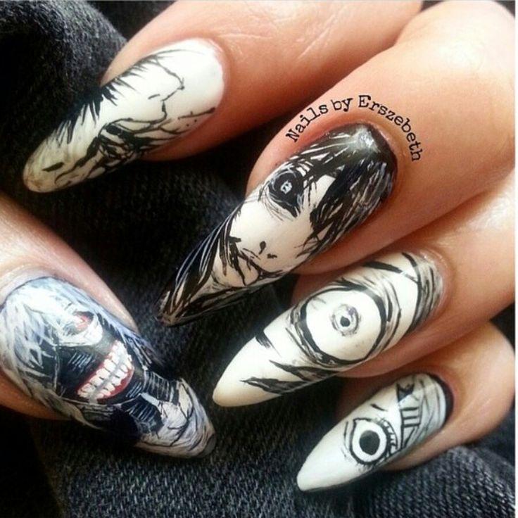 Badass nail designs nails gallery badass nail designs hd image prinsesfo Image collections