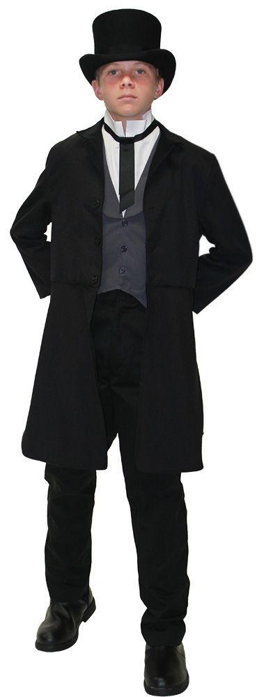 Andrew Jackson Costume - Kids Andrew Jackson Costume - Kids President Costume - Famous People Costume