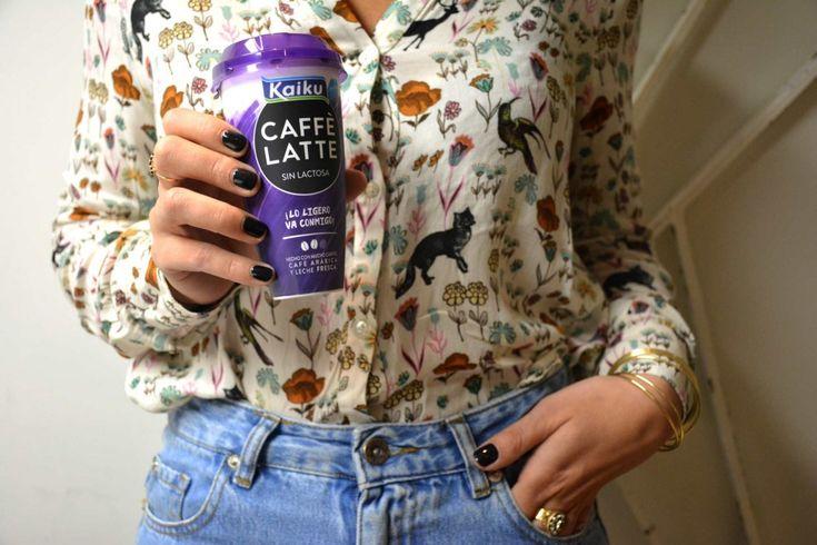 Kaiku Caffè Latte Sin Lactosa