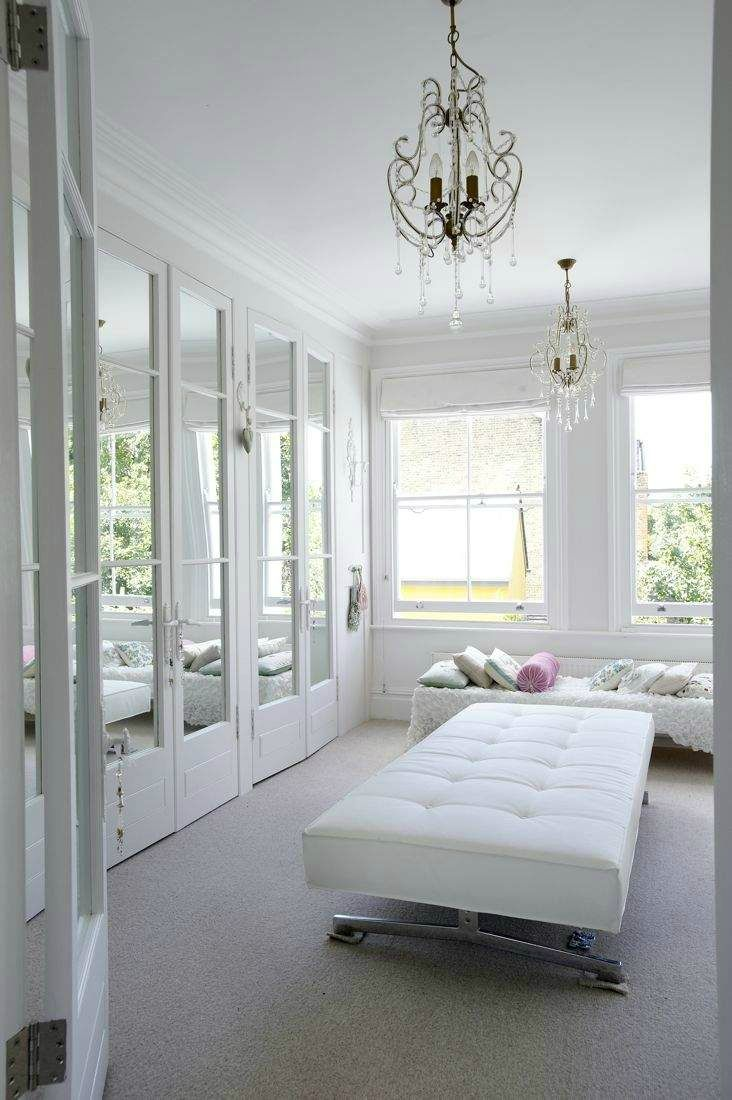 This site makes me want to re-think my bed closet inside and out - 31 Best Fitted Wardrobes 14