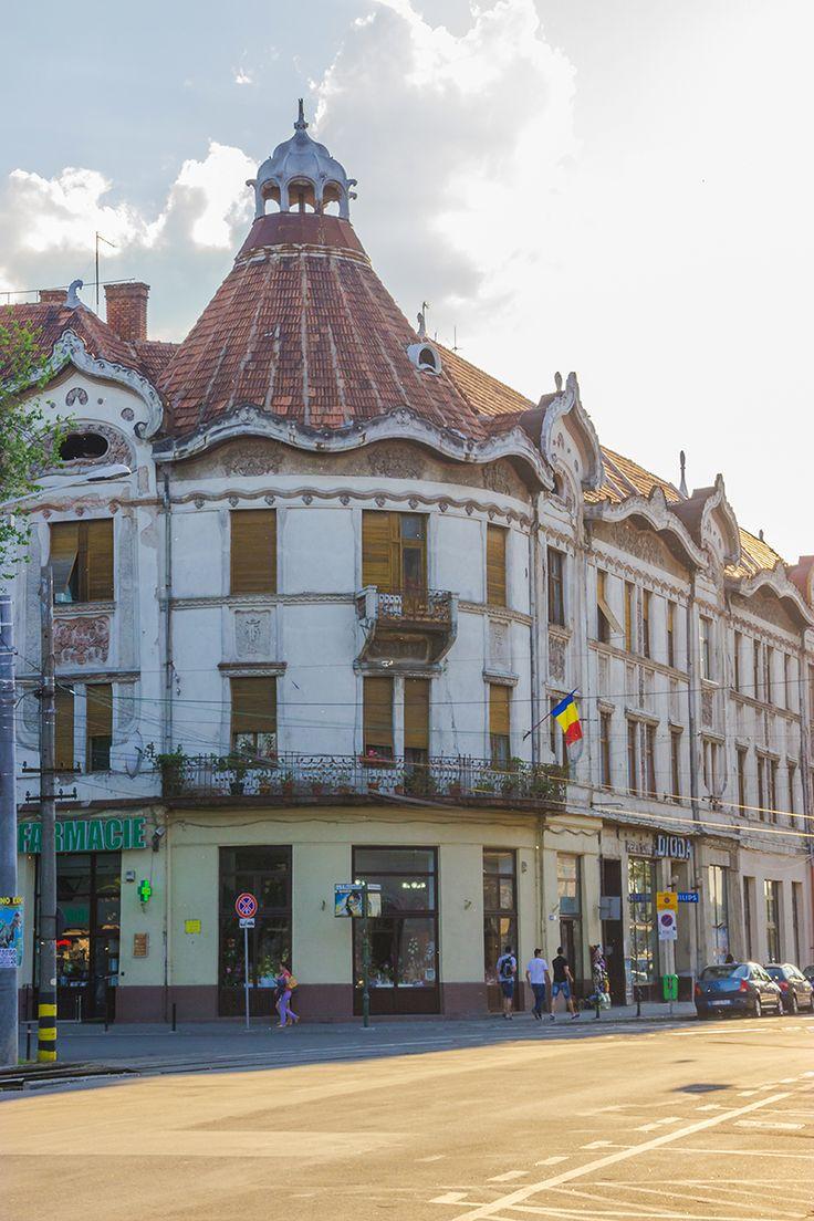 De vizitat: Palatul Fuchsl, Palatul negustorilor de vinuri | Oradea in imagini