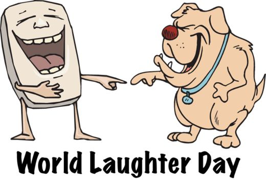 Like, We all know that today is world laughter day and on this occasion everyone wants to share their views with world and that's why, World Laughter Day becomes a trend on twitter today.    For me, Lolz…….I hope you'll also going to laugh out louder after all here is World Laughter Day. This is very nice response from Social Media community who have bring this amazing support among WLD.