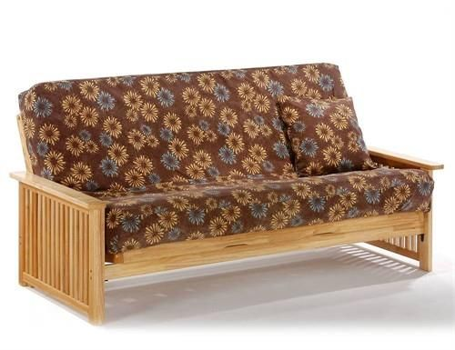 Sofa BedSleeper Sofa Manhattan Chair Futon Frame The Manhattan like its namesake is something new and something old and pulsively vertical Our Standard Collection wood