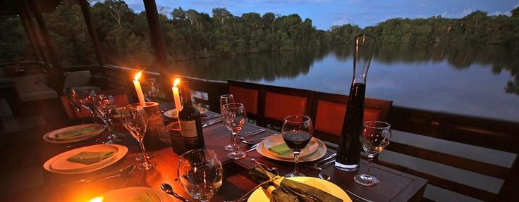 La Selva Amazon Ecolodge & Spa: the newest lodge in the heart of the Ecuadorian Amazon Jungle. Visit today!