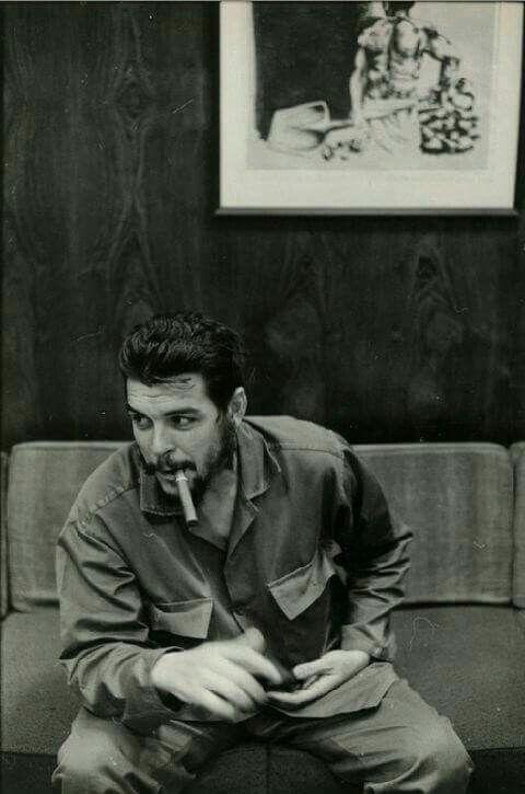 My love, Che.