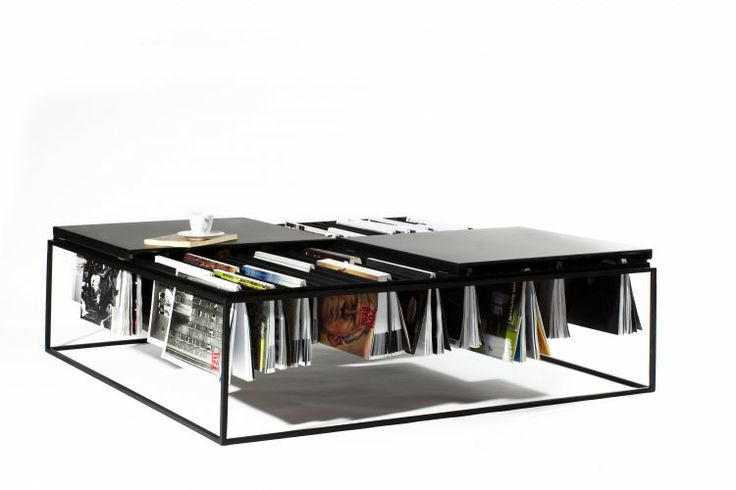 Nar Coffee #Table : the great work of designer/architect Ömer Ünal  #design #coffeetable #furniture #books