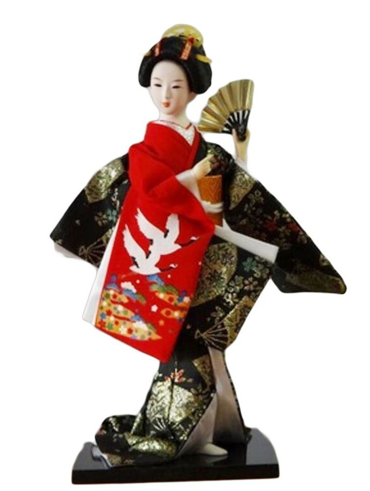 Japanese Toys And Gifts : Best japanese geisha doll images on pinterest