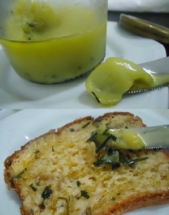 Manteiga de azeite de oliva substitui com vantagem margarina e manteiga comum | Cura pela Natureza