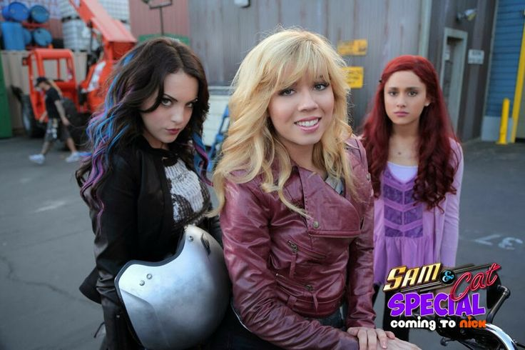 sam and cat images | Sam-And-Cat-Special-Reunion-Episode-Jennette-McCurdy-Ariana-Grande-Sam ...