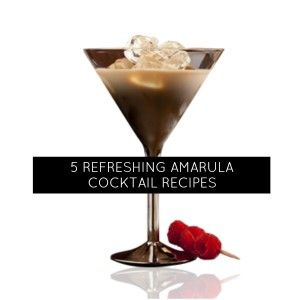 The momstown team just returned from our national conference, where we got to sample the unique taste of Amarula Cream.  This award-winning liqueur is created in South Africa from the unique marula fruit.  Hints of chocolate, toasted nuts and salted caramel are three great reasons to serve it at your next event.  Here are five refreshing Amarula cocktail recipes.