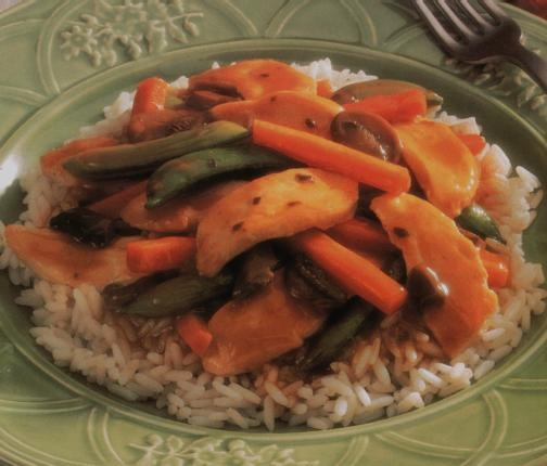Lovely CAMPBELLu0027S® ASIAN CHICKEN STIR FRY Courtesy Http://www.campbellskitchen.
