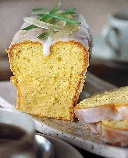 Cake with lemon icing - Cake al limone glassato - Ricette di cucina, ricette regionali e scuola di cucina