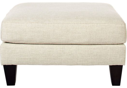 Shop For A Regent Place Ottoman At Rooms To Go Find