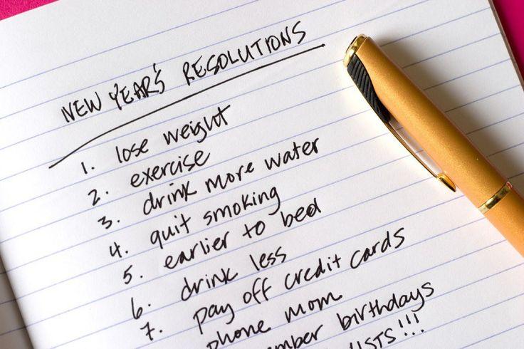 10 tipp az újévi fogadalmak betartásához