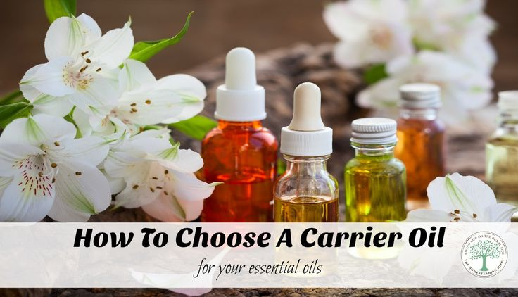 Use essential oils safely by diluting them in a carrier oil. Learn some of the most common carrier oils here! The Homesteading Hippy