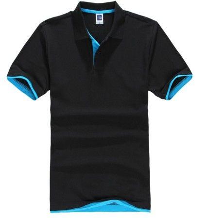 Pánské tričko s límečkem černo-modré – pánská trička + POŠTOVNÉ ZDARMA Na tento produkt se vztahuje nejen zajímavá sleva, ale také poštovné zdarma! Využij této výhodné nabídky a ušetři na poštovném, stejně jako to udělalo …