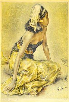 Willem Gerard Hofker - Wanita,1948