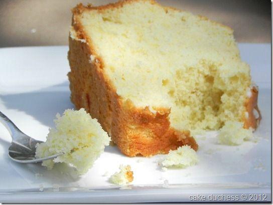 Ciambella Romagnola {Italian breakfast cake}