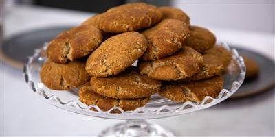 Glutenfreie Snickerdoodle-Kekse