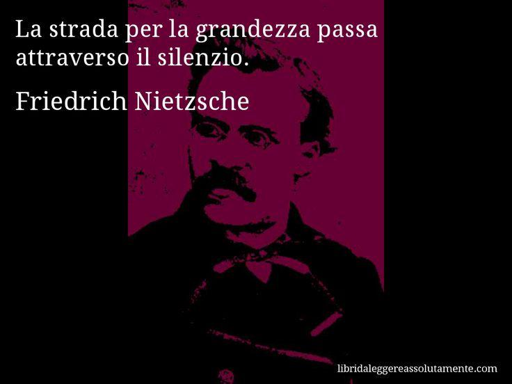 Cartolina con aforisma di Friedrich Nietzsche (110)