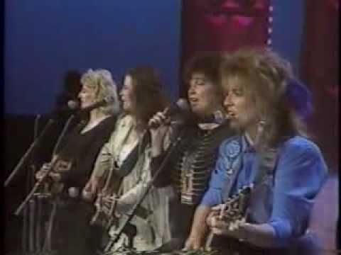 ▶ The Carter Sisters & Carlene Carter - Worried Man Blues - YouTube